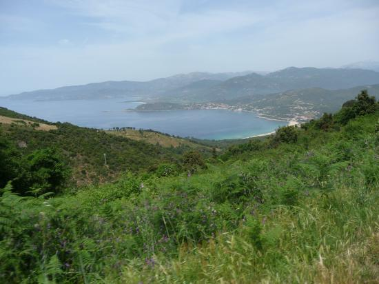Entre Sagone et Ajaccio