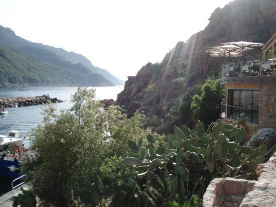 La Baie de Porto