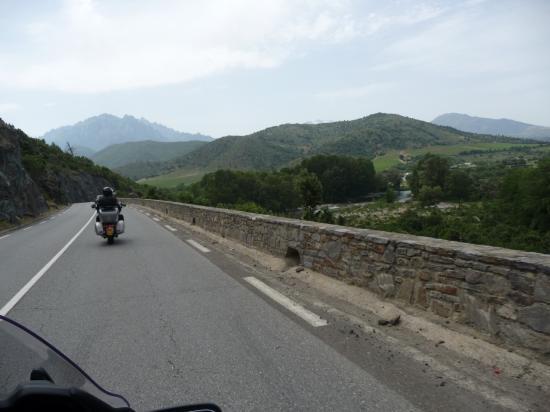 Entre Bastia et Porto