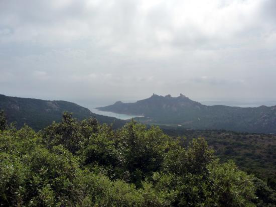 Entre Sartène et Bonifacio